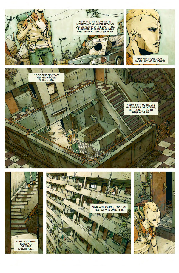 The Beautiful Death #1 Page 8