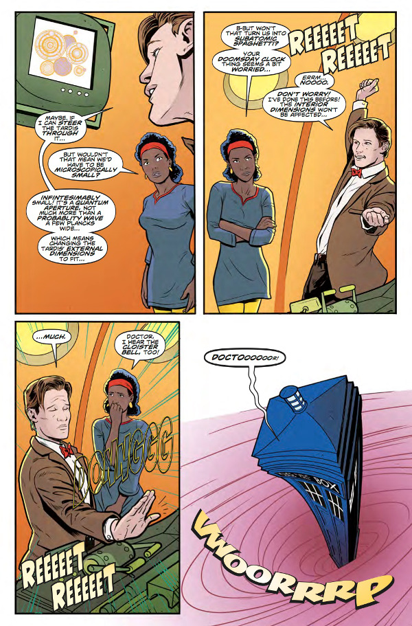 Doctor Who: The Eleventh Doctor: Year Three #10 Page 2