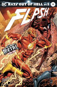 the flash 33 cvr