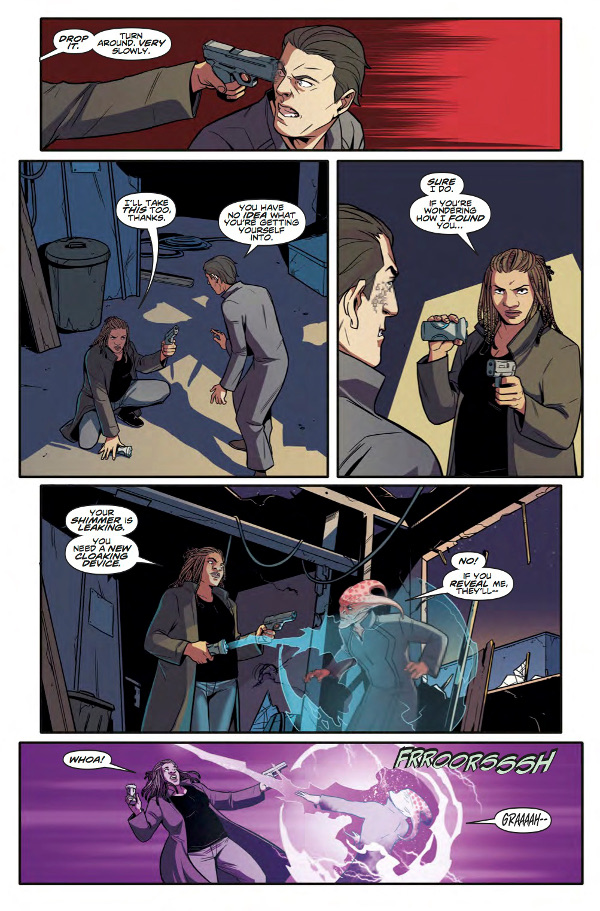 Doctor Who: The Tenth Doctor: Year Three #11 Page 3