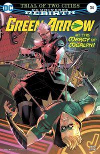 green arrow 34 cvr