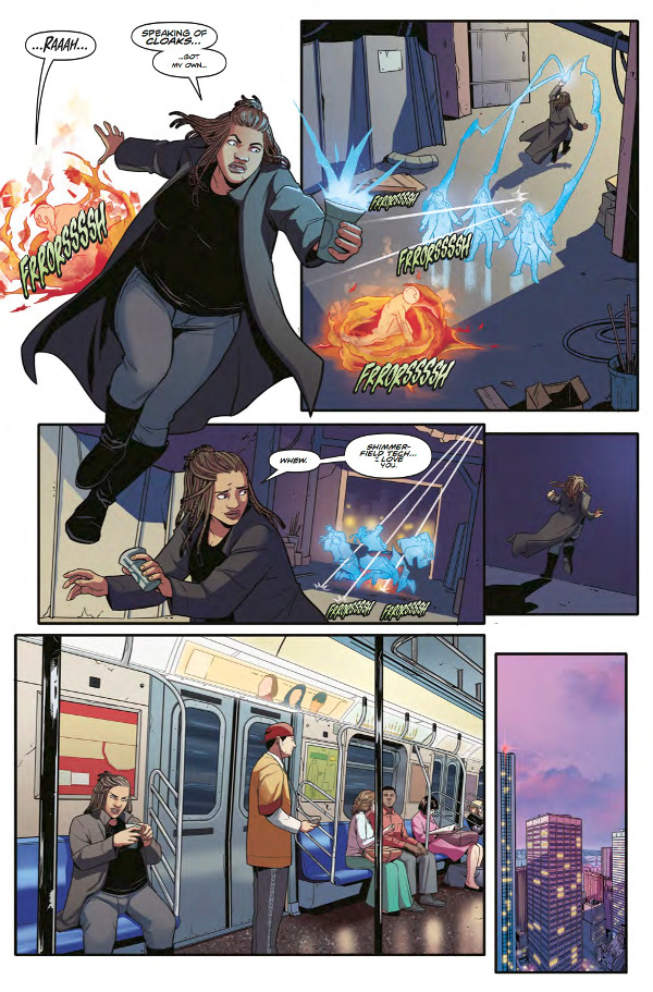 Doctor Who: The Tenth Doctor: Year Three #11 Page 4