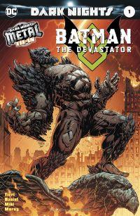 batman the devastator 1 vr