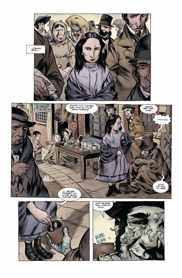 Jenny Finn #1 Page 5