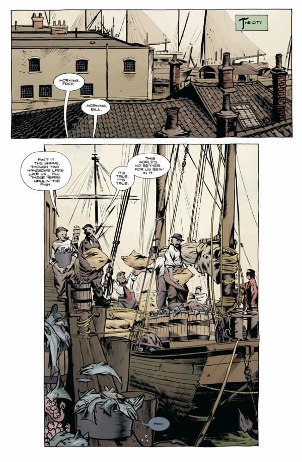 Jenny Finn #1 Page 1