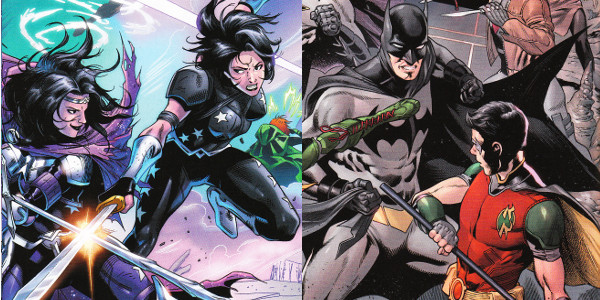 A Tale Of Two Comics: Detective Comics #968 & Titans #17