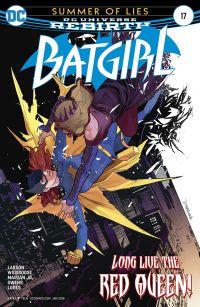 batgirl 17 cvr