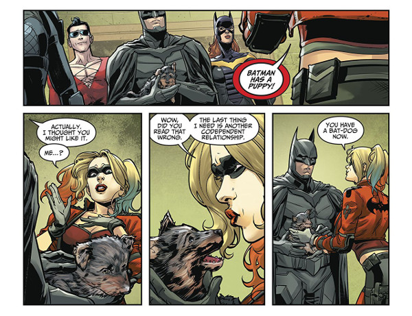 Injustice 2 #35 Page 2