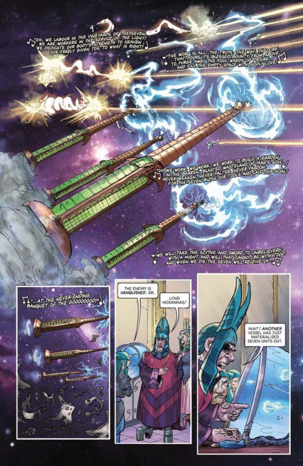 Barbarella #1 Page 2