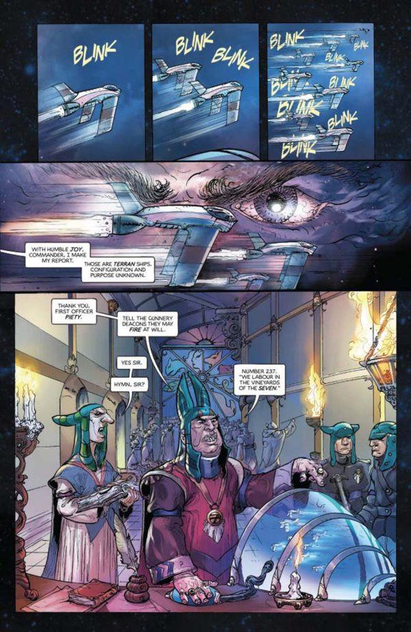 Barbarella #1 Page 1