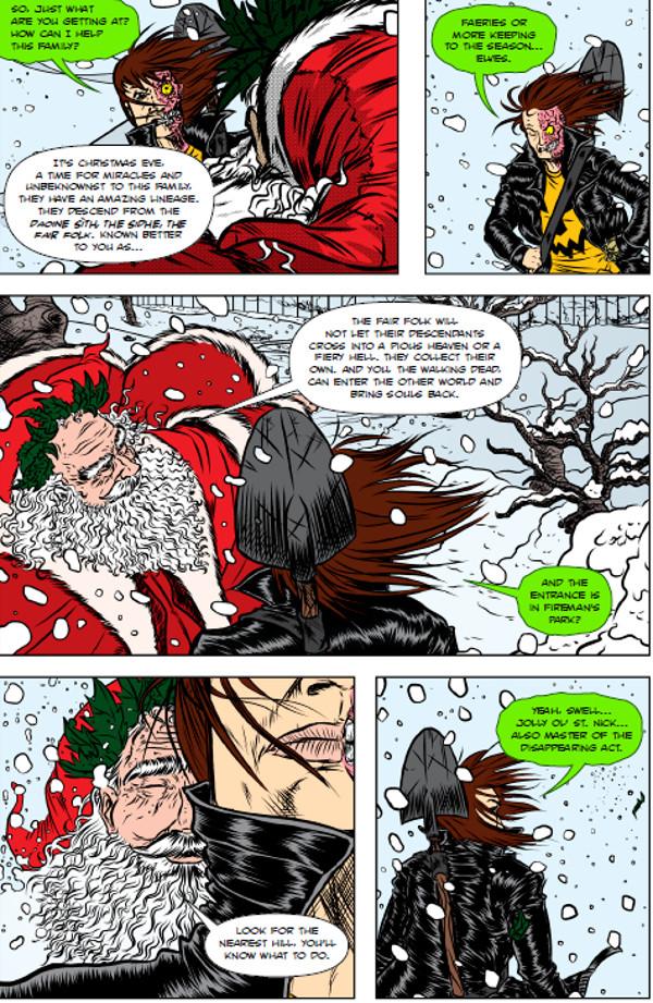 Halloween Man Christmas 2017 Page 1