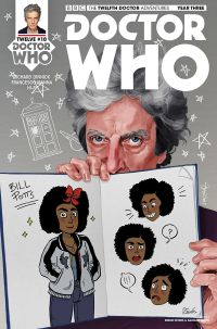 doctor who the twelfth doctor year three 10 cvr