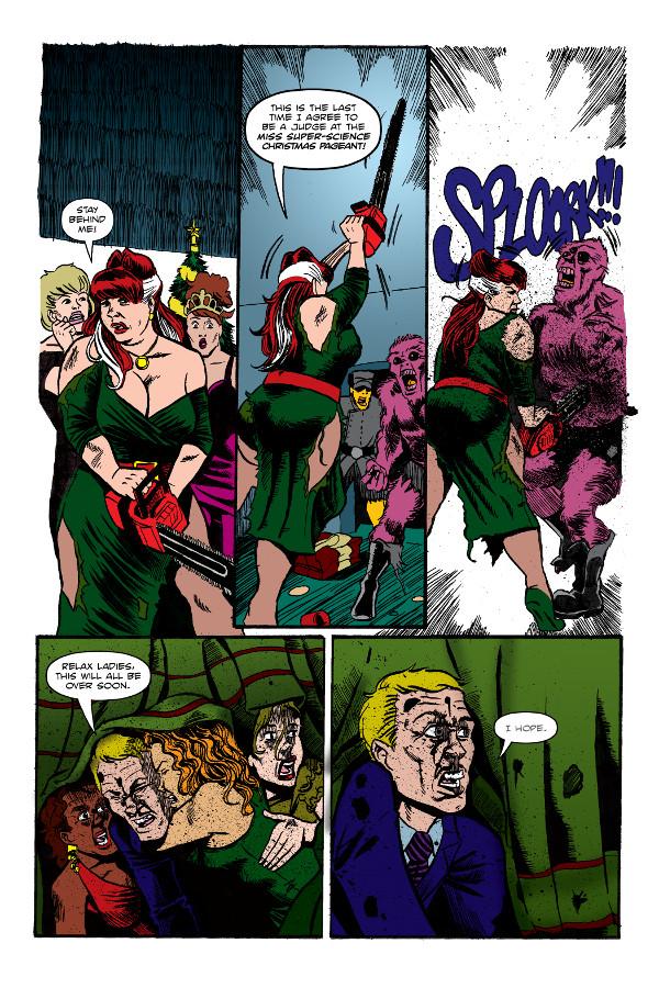 Halloween Man Christmas 2017 Page 2