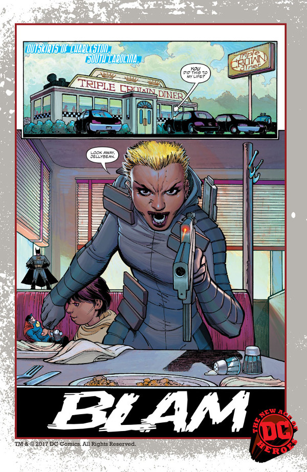 Silencer #1 Page 1