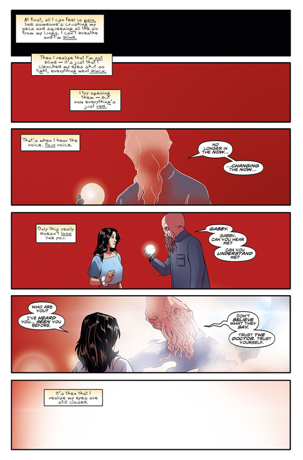 Doctor Who The Tenth Doctor Year Three #12 Page 1