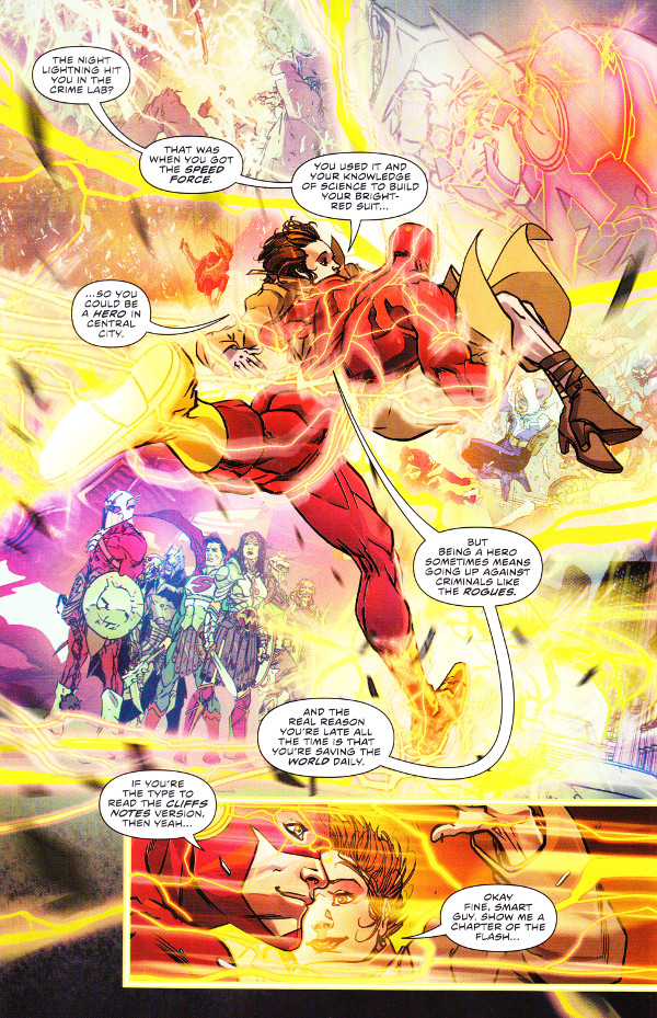 The Flash #39 Page 1