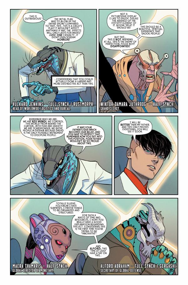 Dissonance #1 Page 2