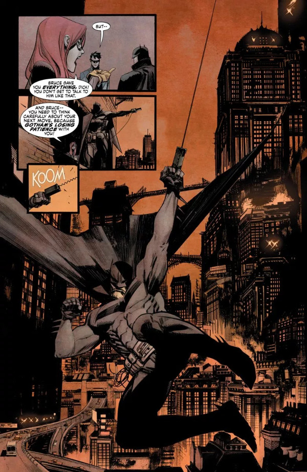 Batman White Knight #5 Page 5