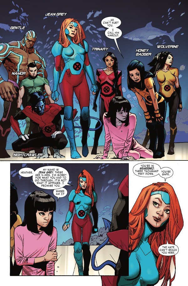 X-Men Red #1 Page 7
