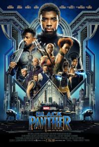 black panther review poster