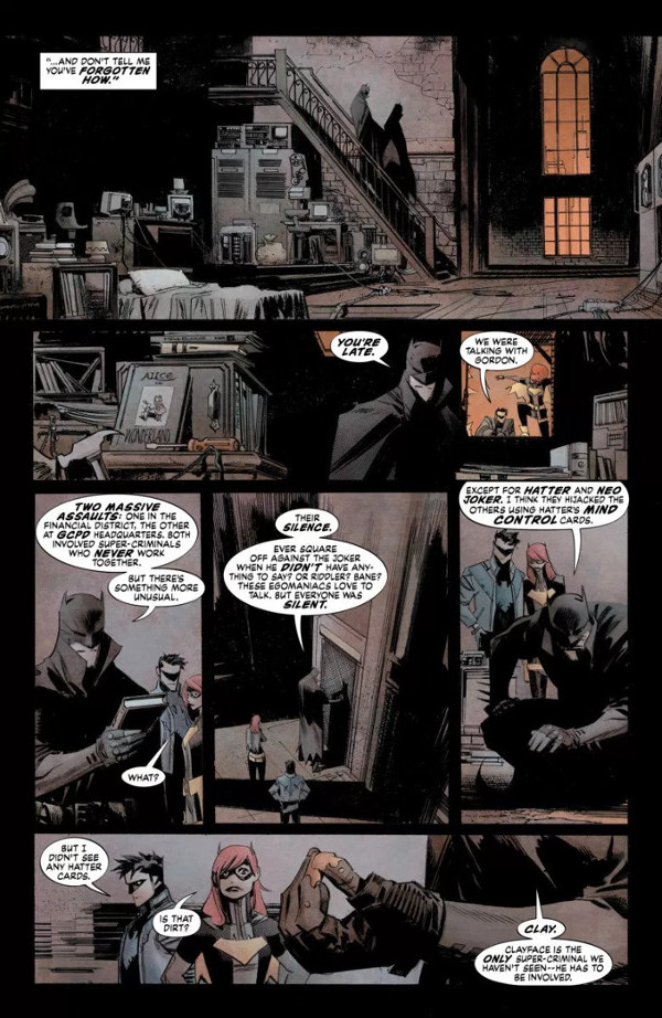 Batman White Knight #5 Page 3