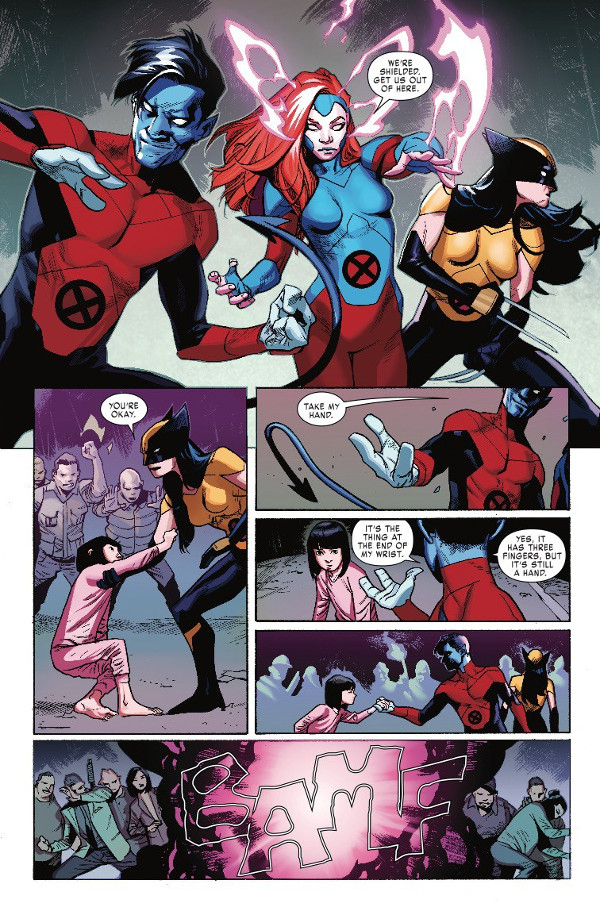 X-Men Red #1 Page 5