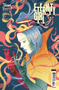 Eternity Girl #1 Cover