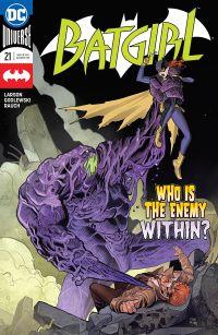Batgirl #21 Cover