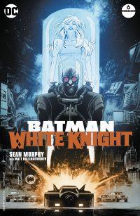 Batman White Knight #6 Cover