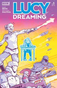 lucy dreaming 1 cvr