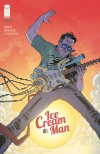 Ice Cream Man #3 Cover