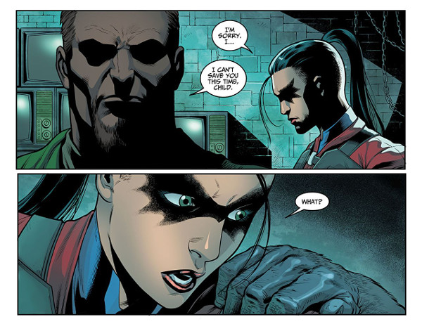Injustice 2 #50 Page Two
