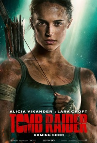 tomb raider review poster