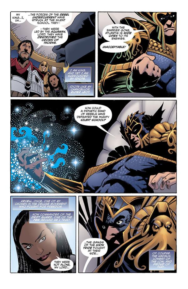 Aquaman #34 Page 3