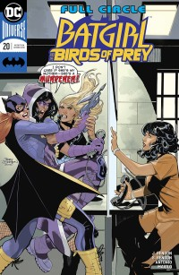 Batgirl And The Birds of Prey 20