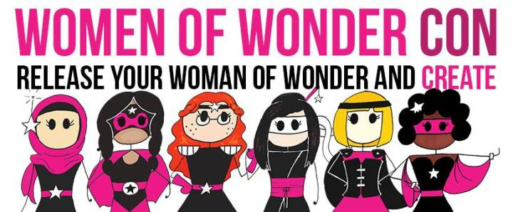 Women Of Wonder Banner