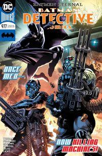 Detective Comics #977 Cover