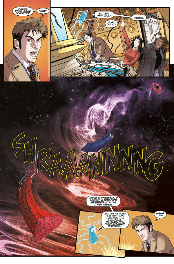 Tenth Doctor 3.14 Page 1