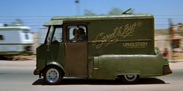 Up In Smoke Van