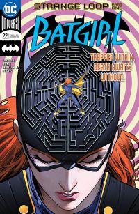 Batgirl 22 Cover