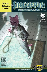 Snagglepuss Chronicles #5 Cover