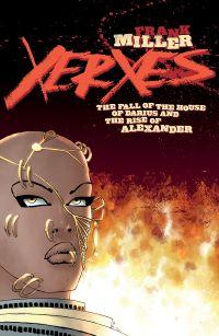 Xerxes #1 Cover