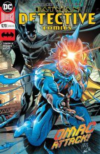 Detective Comics 979 Cover