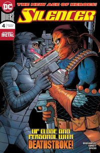 The Silencer 4 Cover