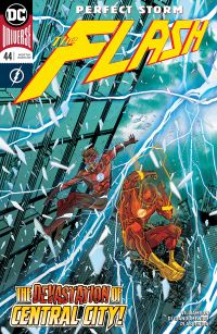 The Flash #44 Cover