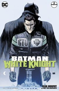 Batman White Knight #8 Cover