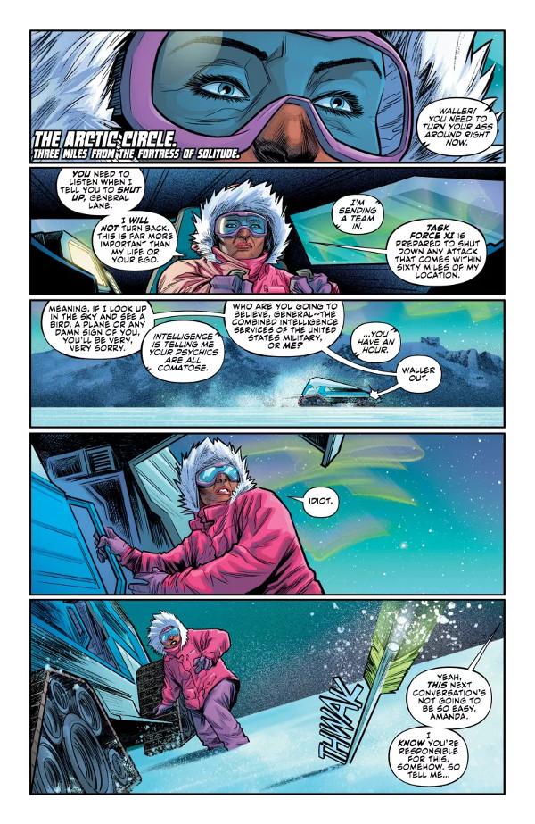 Justice League No Justice #2 Page 1