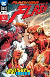 The Flash #47 Cover