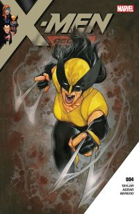 X-Men Red #4 Cover
