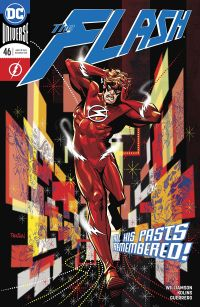 The Flash #46 Cover